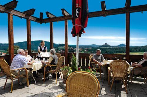 Restaurant Sachsische Schweiz Panoramahotel Wolfsberg